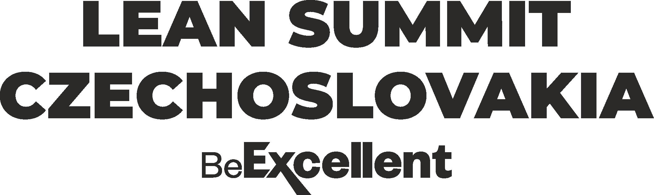 BeExcellent Lean Summit CzechoSlovakia